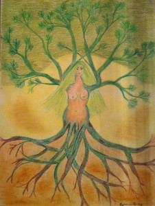 earthmother tree